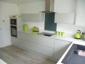 Modern Kitchen - Blaby Leicestershire 2